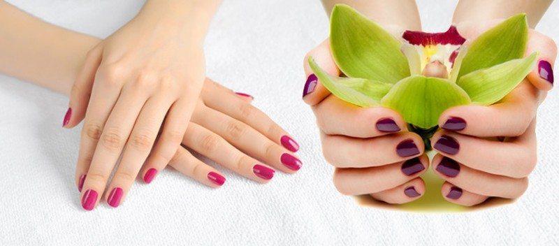 Shellac Polish makes your nail look beautiful